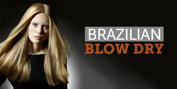 Brazilian Blow Dry and Kerasilk