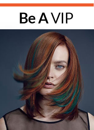BE A VIP zigzag hair salons, milton keynes, newport pagnell, towcester, kingston