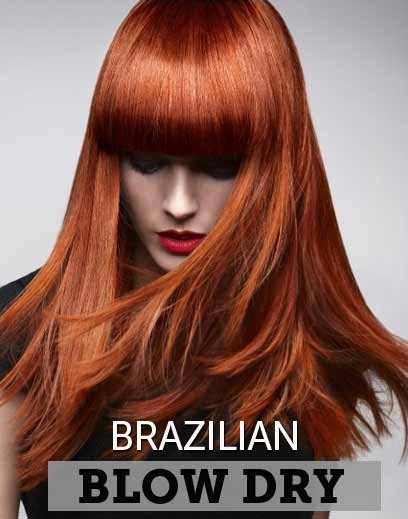 Brazilian Blow Dry : Brazilian Blow Dry at Zig Zag Hair Studios Zig Zag Hair Studios