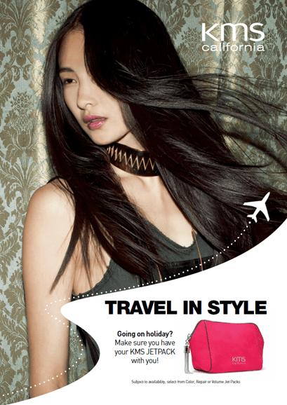 KMS California travel packs