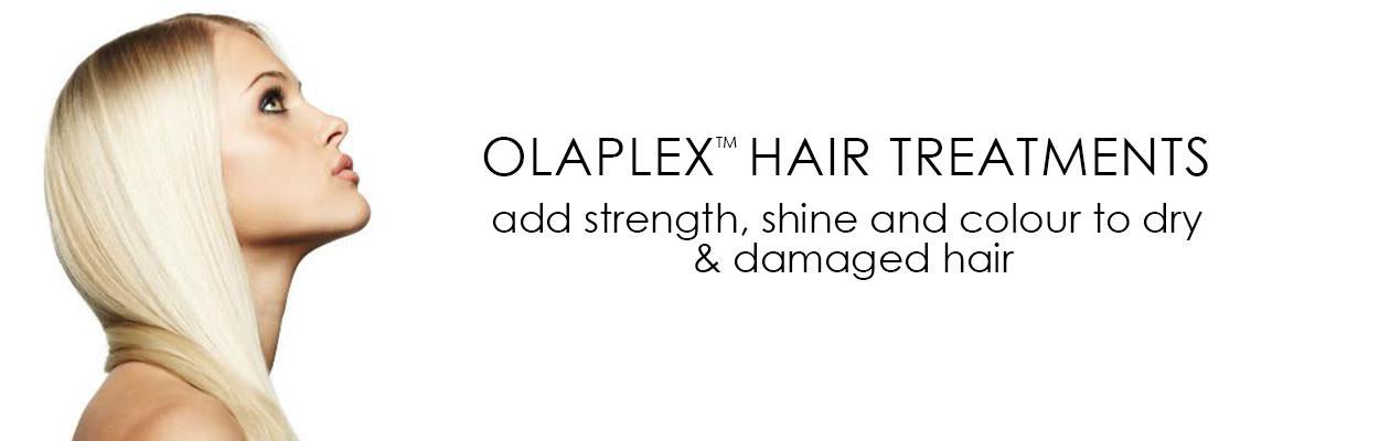 Solve Hair Breakage During Hair Colouring With OLAPLEX™
