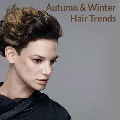 Autumn & Winter Hair Trends 2015