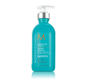 moroccanoil smoothing lotion at ZIGZAG Hair Studios, milton keynes