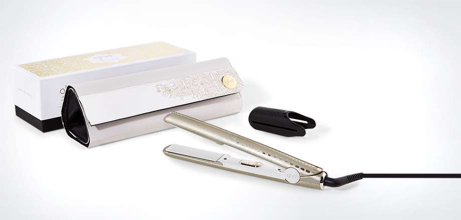 Gorgeous ghd Arctic Gold Christmas Gift Sets