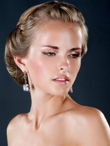 Wedding hair ideas, milton keynes hair salon