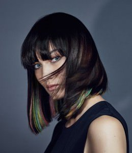eye skimming bold fringe, hair salons milton keynes, newport pagnell, towcester and kingston