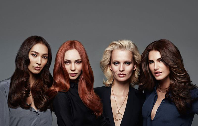 hair colour trends, zigzag hair salons, berkshire and hampshire