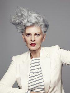 grey hair colour, hair salons, milton keynes