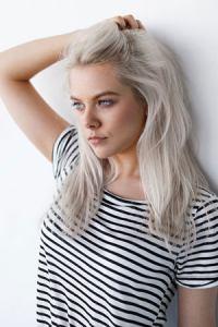 silver-grey-hair colour trend, ZIGZAG Hair Studios, Milton Keynes, Newport Pagnell, Towcester, Kingston