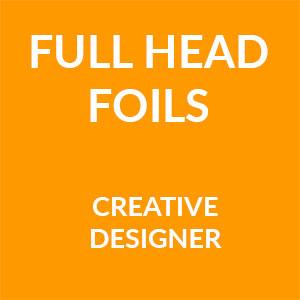 F/H Foils - Creative Designer