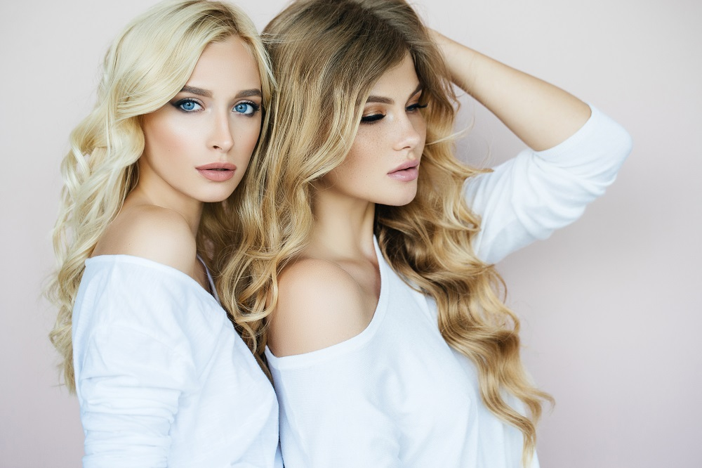 blonde hair salons in milton keynes, newport pagnell, towcester, newton leys, kingston,