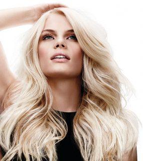 Hot Blonde Hair Colours