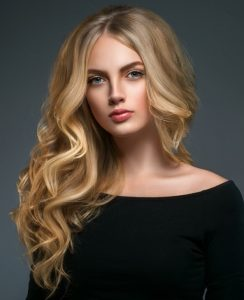radiant blonde hair colours, master colour expert hairdressers in milton keynes