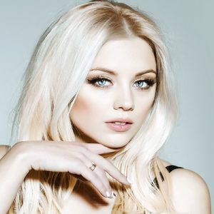 Barbie blonde hair colour package, top hair salons in milton keynes, towcester, westcroft, newton leys and newport pagnell
