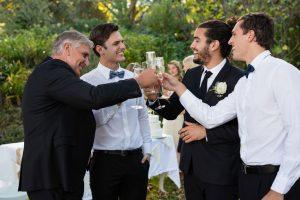 men wedding hair, zigzag, hai salons, milton keynes
