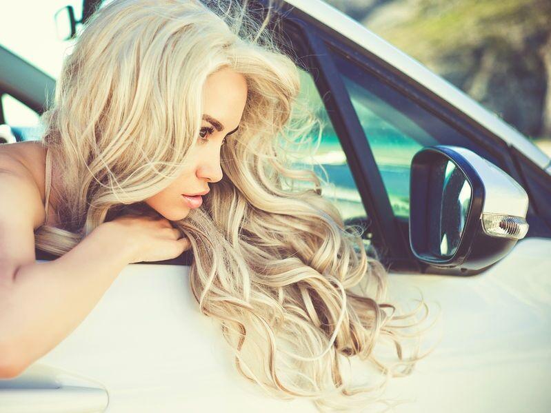 summer hair banner, beach hairstyles, blonde envy, zigzag, milton keynes, hair salons