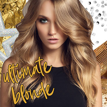Customised Blonde Hair Colour at Blonde Envy by ZIGZAG Hair Salons in Milton Keynes