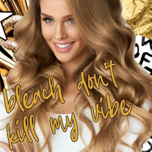Bleach Dont Kill My Vibe, Blonde Hair Salons, Blonde Envy by Zigzag Hair Salons, Top hair salons in Milton Keynes