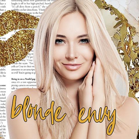 Healthy Blonde Hair Colour at Blonde Envy by ZIGZAG Hair Salons in Milton Keynes & Towcester
