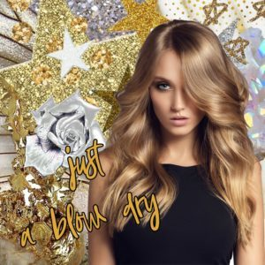 blow dry at blonde envy by zigzag salon in milton keynes