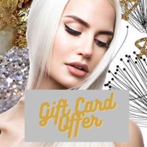 Gift Card Offer, Blonde Envy by ZIGZAG Hair Salons in Milton Keynes & Towcester