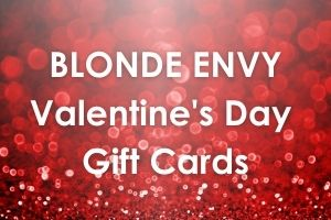 BLONDE ENVY by ZIGZAG Salons, Milton Keynes, Towcester, Valentines Day Gift Cards