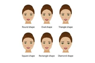 The Perfect Hairstyle For Your Face Shape