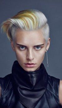 Creative hair colours, ZIGZAG Hair Studios