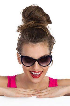 Beach hairstyles, Blond envy, zigzag, milton keynes
